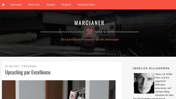 Marcianer.de