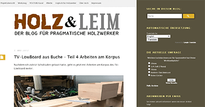 HolzundLeim.de