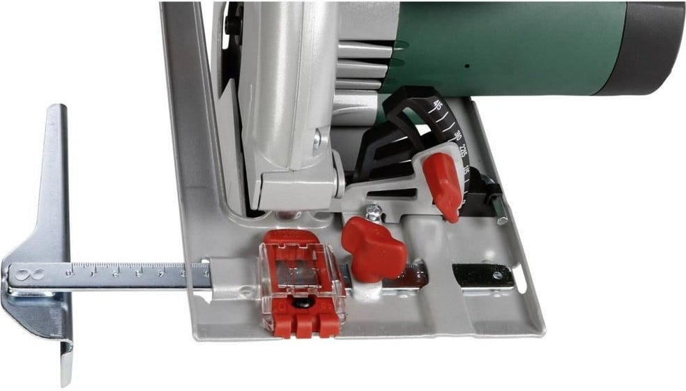 Bosch PKS 66 AF Schnittwinkel Parallelanschlag